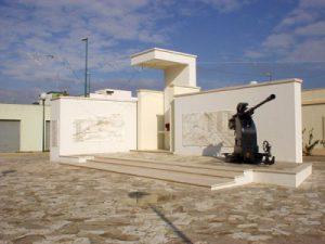Taurisano - Monumento ai caduti in guerra - immagine